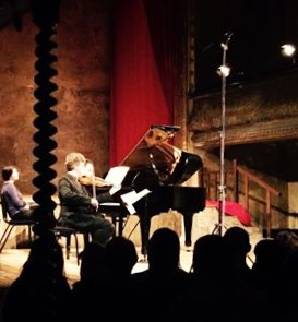 Mozart at Wilton's Music Hall. With Daniel-Ben Pienaar. 8 1 16