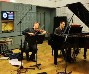 An absolute joy Mozart with Daniel-Ben Pienaar. BBC Broadcasting House 7 1 16