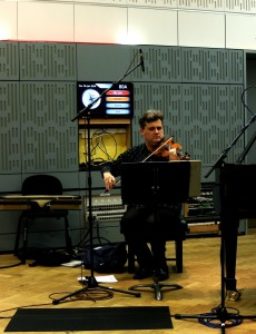 Premiering Michael Alec Rose 'Song' on BBC Radio 3 7 1 16