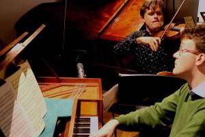 Playing Schubert with Julian Perkins. Soundbox 1230 11 11 14