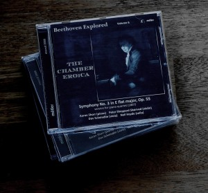 This just arrived-out imminently, but in my hands. With thanks to Stephen Sutton at Divine Art, Neil Heyde, Dov Scheindlin, Aaron Shorr, the 1807 Piano Quartet version of Eroica. For the performer, it simply does not get more fun than this....http://www.peter-sheppard-skaerved.com/2010/01/eroica-symphony/