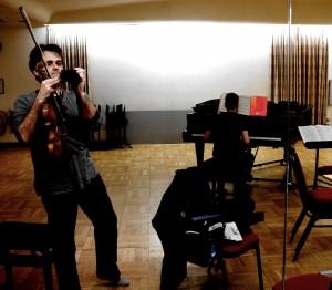 Mozart begins...with Daniel Ben Pienaar, 13 2 15