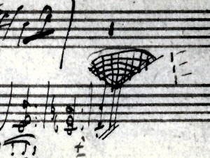 Beethoven doodles? Sketches for Op 16