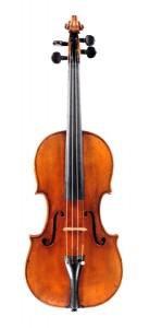 Violin by Antonio Stradivari, Cremona, 1699, 'Crespi'.