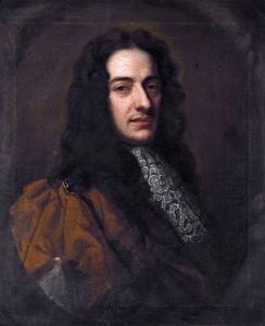 Nicola Matteis, by Godfrey Kneller