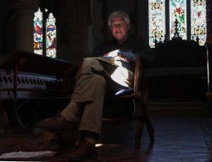David Matthews working with the Kreutzer Quartet on Beethoven transcriptions. 30 7 14
