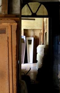 Another workshop. Coffin Maker (moulds on the left) 1 12 14