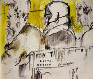 Concert at Lysebu 24/1/15. Listening to Britten and Schubert
