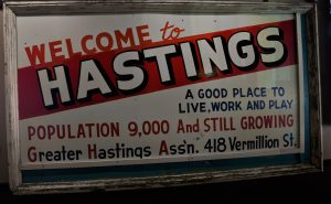 Welcome to Hastings 12 11 16