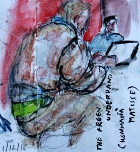 Green Underpants Shad Thames 1 12 16